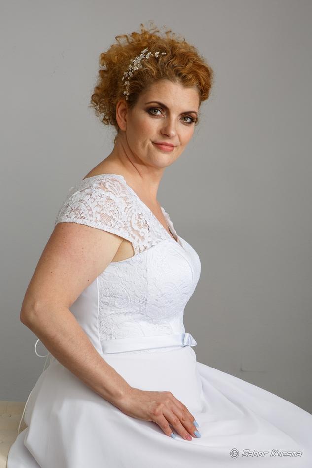 cecília esküvői ruhaszalon,molett ruha