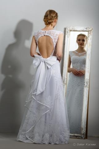 tengerparti menyasszonyi ruha
